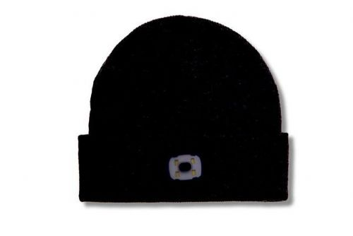 Object Beanie Hat with LED Light